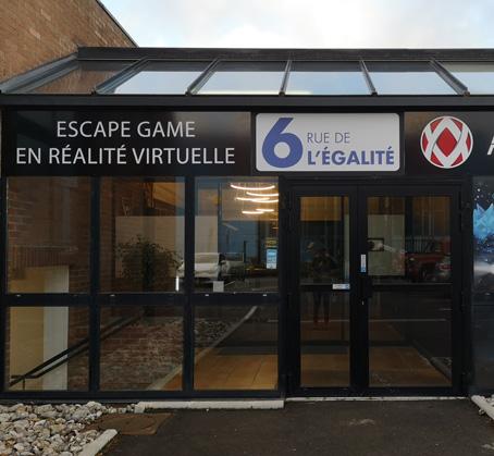Conception d'enseigne publicitaire Lille