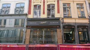 Enseigne publicitaire à Lille